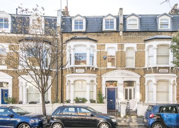 Thumbnail 3 bed flat for sale in Norroy Road, London