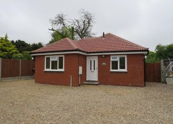 Thumbnail 2 bedroom bungalow to rent in Mundesley Road, North Walsham