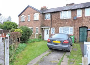 Thumbnail 3 bedroom property for sale in Fernside Avenue, Withington, Manchester