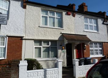 Thumbnail 2 bed terraced house to rent in Craddock Road, Enfield