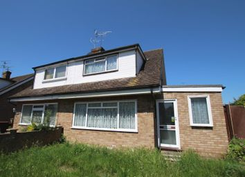 2 bed semi-detached house for sale in Watling Place, Houghton Regis, Dunstable LU5