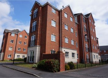 Thumbnail 2 bedroom flat for sale in 36 Woodcutter Close, Walsall
