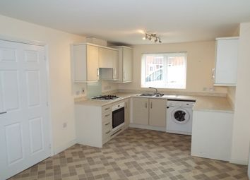 Thumbnail 3 bed detached house to rent in Bagnall Way, Hawksyard, Rugeley