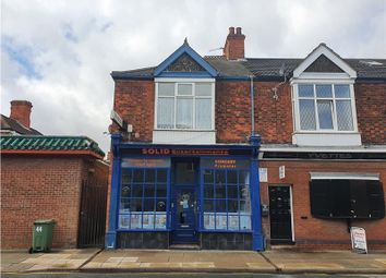 Thumbnail Retail premises for sale in 46 Wellowgate, Grimsby, Lincolnshire