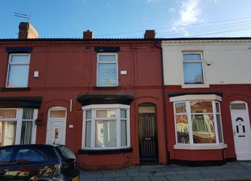 Thumbnail 2 bed terraced house to rent in Enfield Road, Liverpool