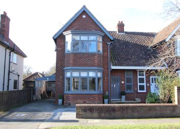 Thumbnail 3 bed semi-detached house for sale in Westbourne Grove, Darlington