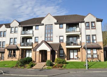 Thumbnail 2 bedroom flat for sale in Nasmyth Avenue, Bearsden, East Dunbartonshire