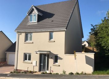 Thumbnail 4 bedroom detached house for sale in Chariot Drive, Kingsteignton, Newton Abbot