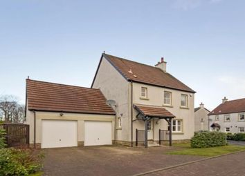 Thumbnail 4 bed detached house for sale in Noddleburn Grove, Largs, North Ayrshire