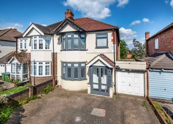 Thumbnail 3 bed semi-detached house for sale in Green Lane, London