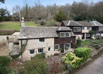 Thumbnail 5 bed detached house to rent in Cheltenham Road, Bisley, Stroud