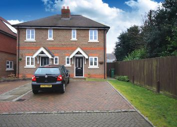 Thumbnail 2 bedroom semi-detached house for sale in The Hollies, Horsham