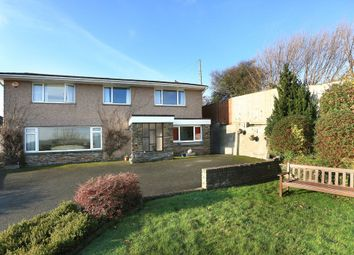 Thumbnail 4 bedroom detached house for sale in Boville Lane, Elburton, Plymouth