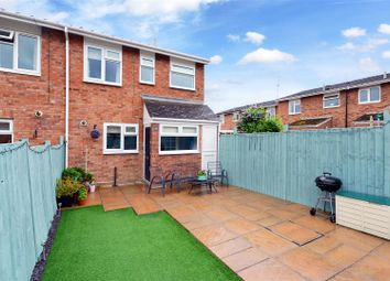 Thumbnail 3 bed terraced house for sale in Middlegate, Shrewsbury