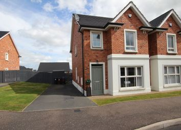 Thumbnail 3 bed semi-detached house for sale in Foxton Place, Newtownabbey