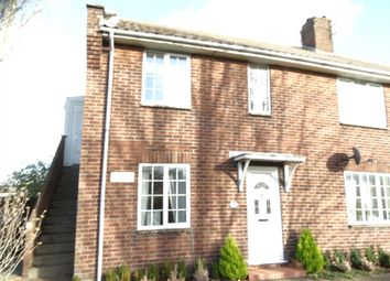 Thumbnail 2 bed semi-detached house to rent in Lottbridge Drove, Eastbourne
