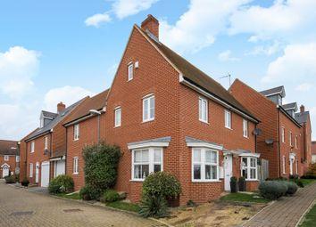 Thumbnail 4 bedroom link-detached house to rent in Brimstone Lane, Aylesbury