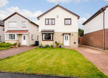 Thumbnail 4 bedroom detached house for sale in Moss Road, Wishaw, North Lanarkshire