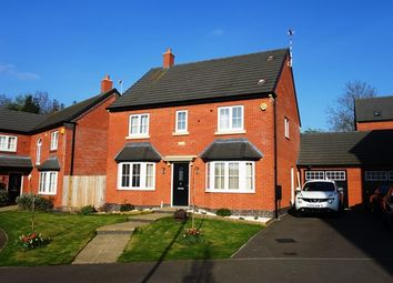 Thumbnail 4 bed detached house for sale in Mill Field Avenue, Countesthorpe, Leicester