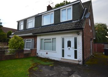 Thumbnail 3 bed property to rent in Primley Park Close, Alwoodley, Leeds
