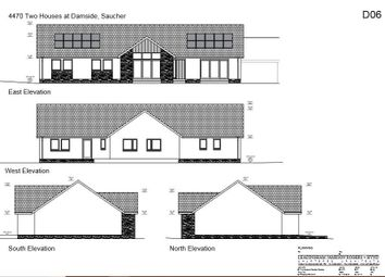 Thumbnail 4 bed detached bungalow for sale in Damside, Saucher, Blairgowrie