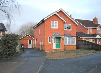 Thumbnail 3 bed detached house for sale in Millers Close, Norton, Malton
