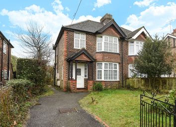 Thumbnail 3 bed semi-detached house to rent in Wood Ride, Haywards Heath