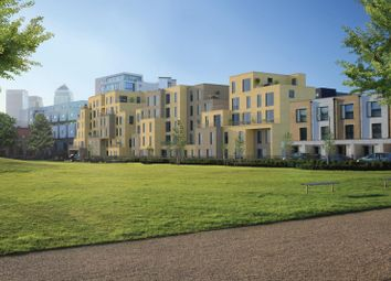 Thumbnail 1 bed flat for sale in Richmond House, Bow