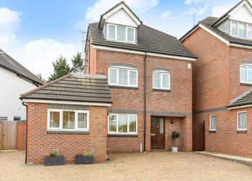 Thumbnail 6 bed detached house for sale in Cranley Terrace, Holders Hill Drive