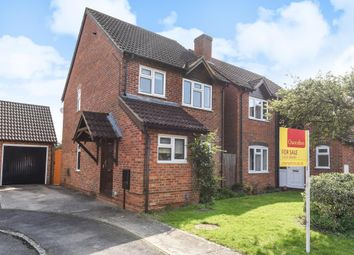 Thumbnail 3 bedroom detached house for sale in Bramwell Close, Thatcham
