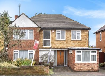 Thumbnail 3 bed detached house for sale in Kenelm Close, Off Sudbury Court Drive, Harrow