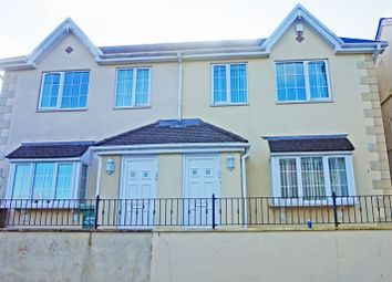 Thumbnail 2 bed semi-detached house for sale in Cwrt Coch Street, Aberbargoed, Bargoed