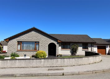 Thumbnail 3 bed detached bungalow for sale in Westburn Court, Buckie