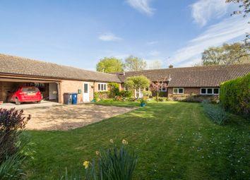 Thumbnail 4 bed semi-detached bungalow for sale in Highfields Road, Highfields Caldecote, Cambridge