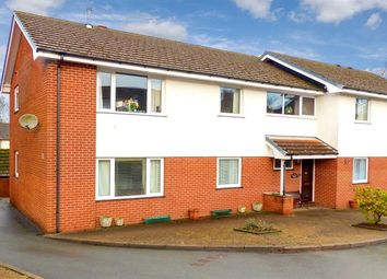Thumbnail 2 bed flat for sale in Llandrindod Wells, Powys