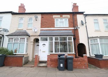 Thumbnail 3 bed terraced house for sale in Newcombe Road, Handsworth, West Midlands