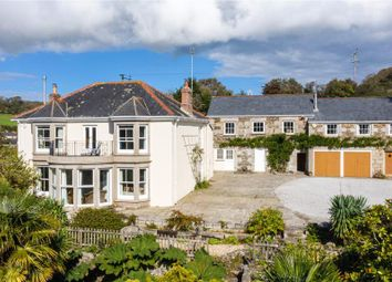 5 bed detached house for sale in And 3 Bed Cottage & Annexe, Ideal 2 Family Accommodation, Lowertown, Helston TR13