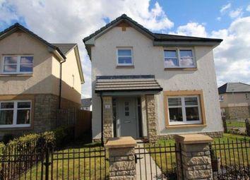Thumbnail 3 bed detached house for sale in Calder Street, Coatbridge, North Lanarkshire