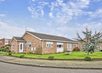 Thumbnail 2 bed bungalow for sale in Apple Close, Offord D'arcy, St. Neots