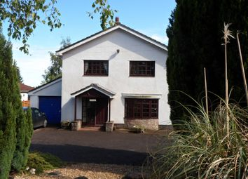 Thumbnail 4 bed detached house to rent in Elm Avenue, Undy