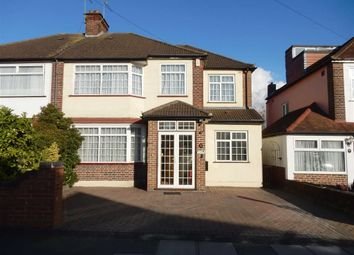 Thumbnail 5 bed semi-detached house for sale in Dorset Avenue, Southall, Middlesex