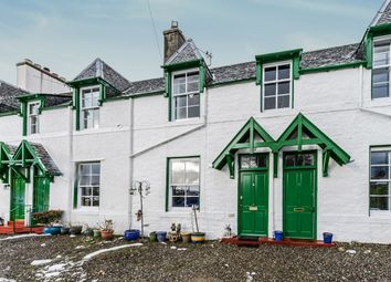 Thumbnail 2 bed terraced house for sale in Cumberland Terrace, Rhu, Helensburgh