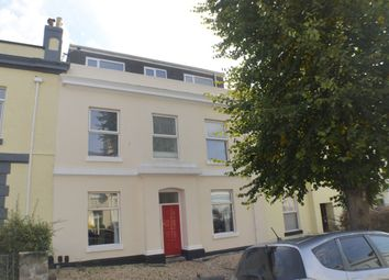 Thumbnail 3 bed flat to rent in Haddington Road, Stoke, Plymouth