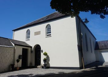 Thumbnail 4 bed property for sale in La Rue De Haut, St. Lawrence, Jersey