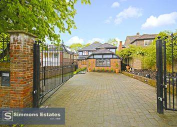 Thumbnail 5 bed detached house for sale in Barnet Gate Lane, Arkley, Barnet