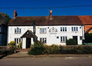 Thumbnail Pub/bar for sale in The Queens Head, Main Street, Chackmore, Buckingham