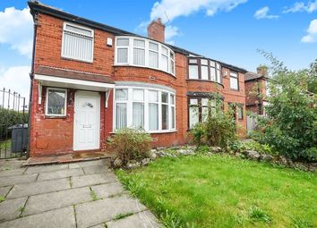 Thumbnail 5 bed terraced house to rent in Parrs Wood Road, Fallowfield, Manchester
