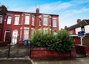 Thumbnail 2 bedroom flat for sale in Marlborough Road, Tuebrook, Liverpool