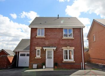 Thumbnail 3 bed detached house for sale in Ffordd Magnolia, Llanharry, Pontyclun, Rhondda, Cynon, Taff.