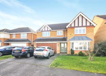 Thumbnail 4 bed detached house for sale in Aidan Road, Quarrington, Sleaford, Lincolnshire